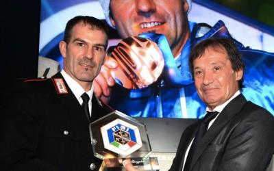 L'ADDIO ALLE GARE DEL PIU' GRANDE CAMPIONE ITALIANO