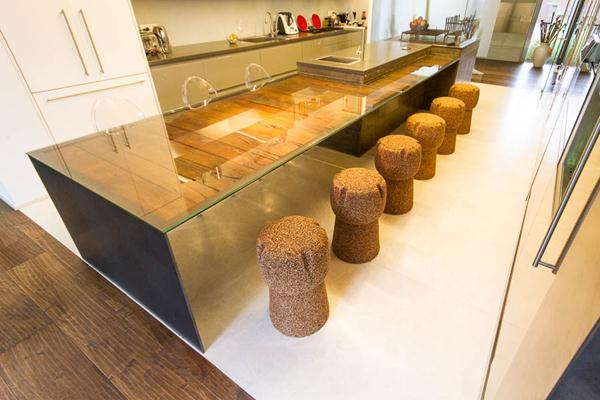 Arte e design archivi ilpuntosalute for Botte di legno arredamento