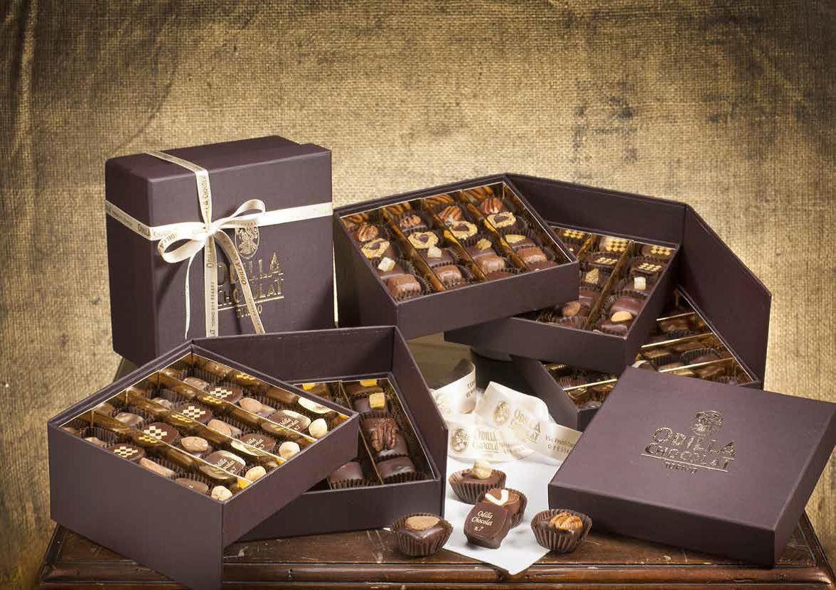 ODILLA CHOCOLAT CONF. PRALINE ASSORTITE