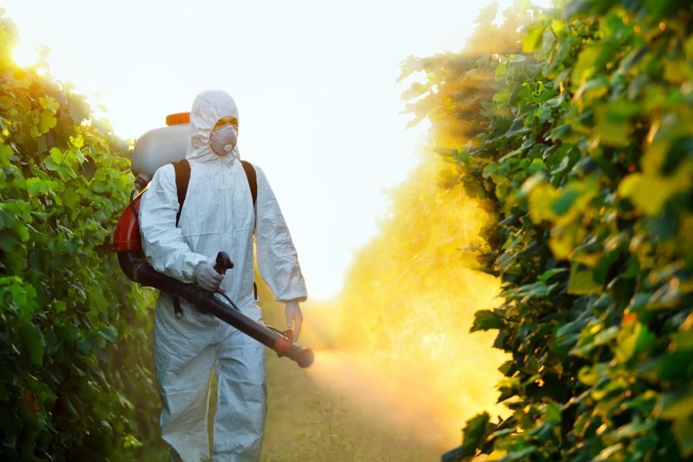 Pesticidi.