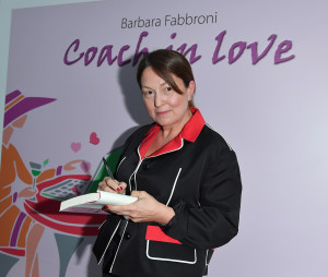 MILAN, ITALY - MAY 26:  Barbara Fabbroni attends the presentation and cocktail for Barabara Fabbroni's new book 'Coach In Love' on May 26, 2016 in Milan, Italy.  (Photo by Jacopo Raule/Getty Images for Barbara Fabbroni) *** Local Caption *** Barbara Fabbroni