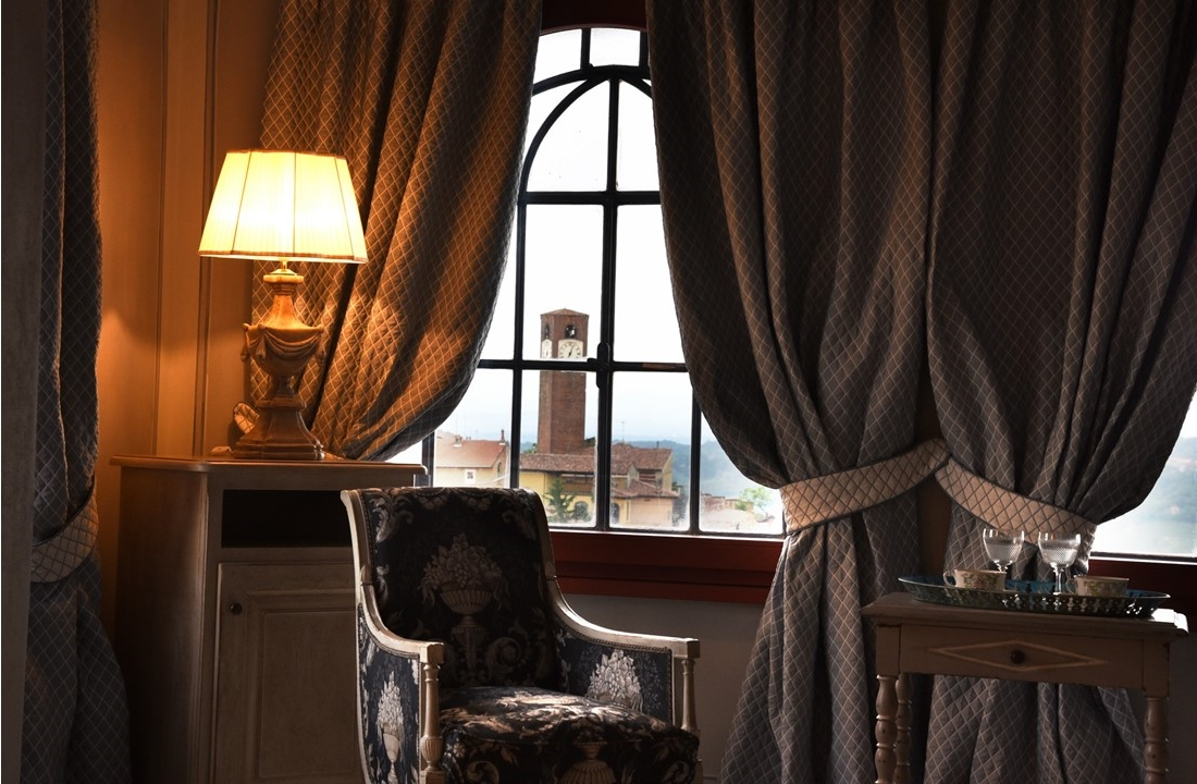 Villa Prato - Camera con Vista