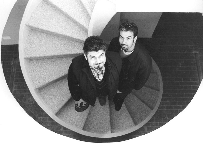 Giuseppe e Aleardo Manellassi