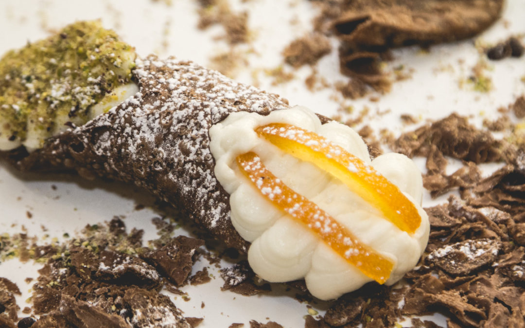 IL CANNOLO MADE IN SICILY VOLA A MILANO