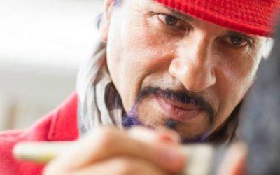 MAURIZIO CALCAGNO, ARTISTA DEL MAKE UP